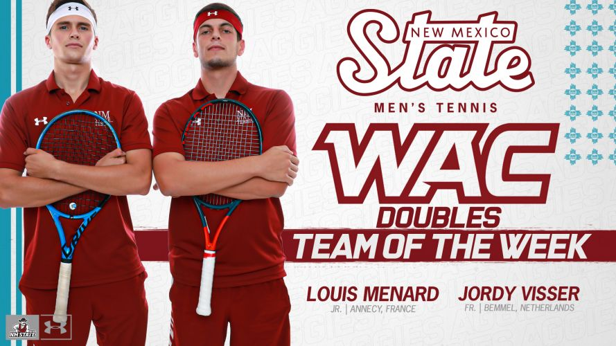 WAC Doubles Team of the Week (avril 2021)