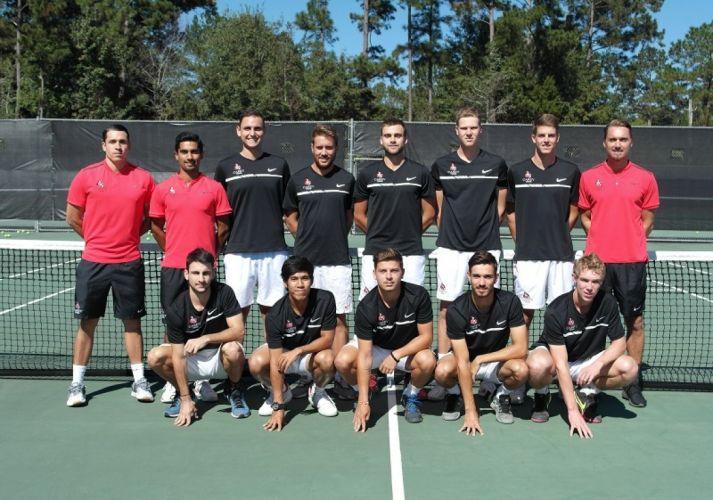 William Carey Men's Tennis Team