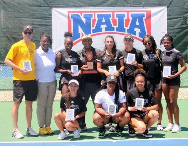 2021 NAIA National Championship (demi-finaliste)
