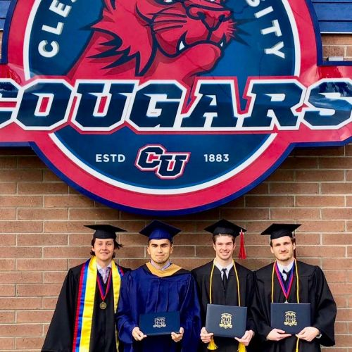 Bachelor's Graduation