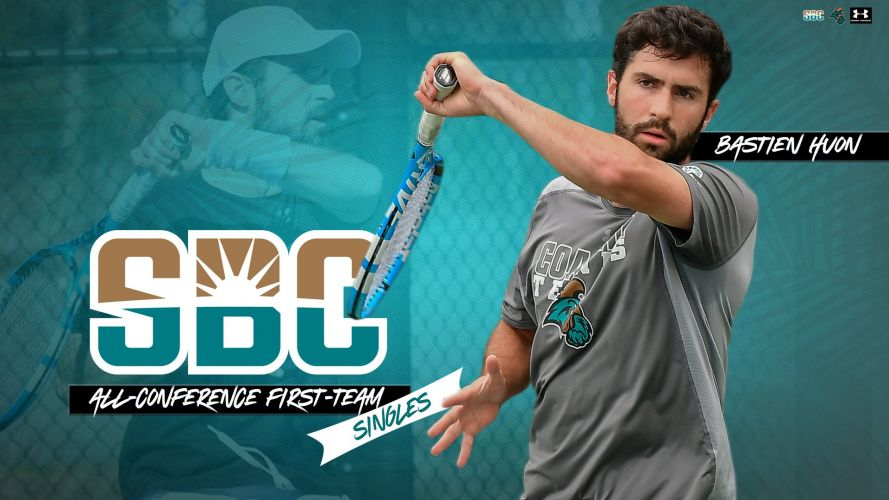 2020-2021 All-Sun Belt Conference First Team Singles