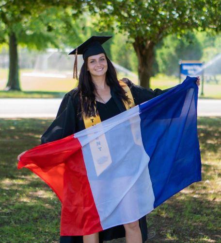 Bachelor's degree Graduation 2021