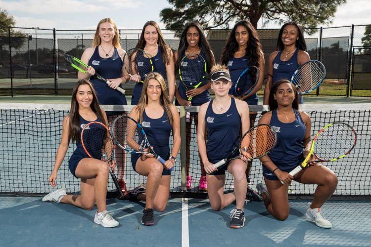 SCOF Women's Tennis Team 2018-2019