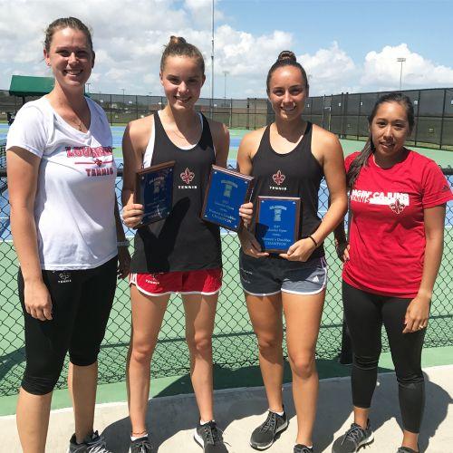 2017 Islander Open Doubles Champions