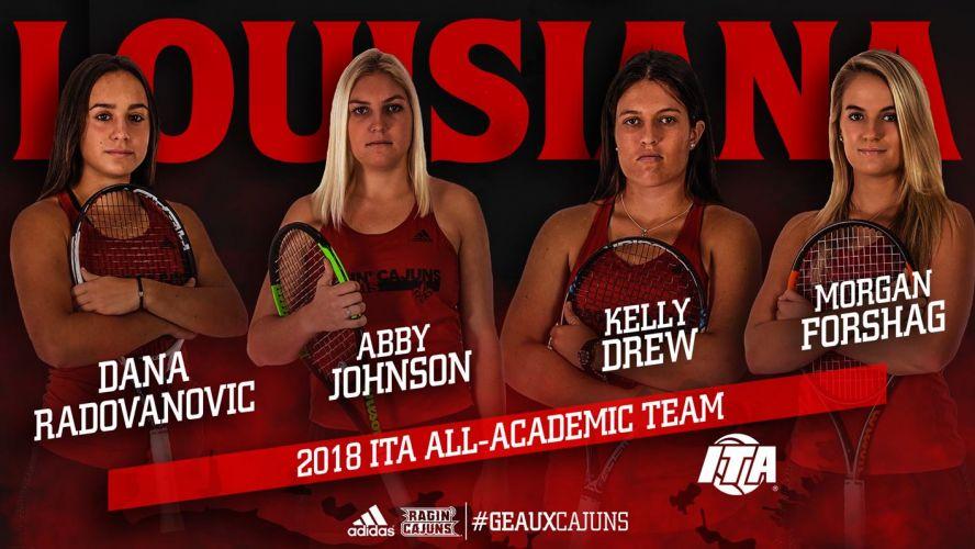 2018 ITA All-Academic Team