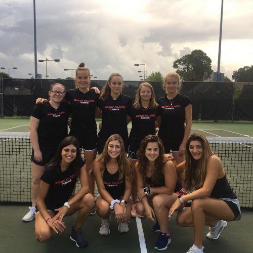 ULL Women's Tennis Team 2019-2020