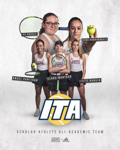 2020 ITA Scholar-Athlete All-Academic Team