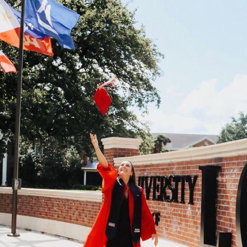 Dana, diplômée !
