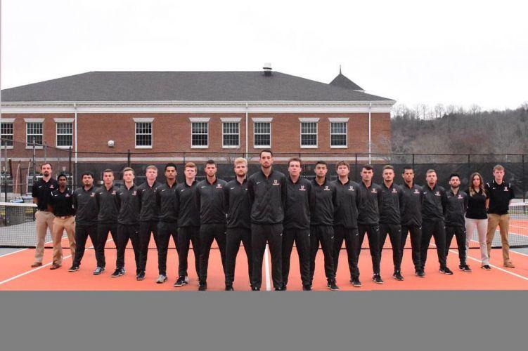 Union College Men's Tennis Team 2018-2019