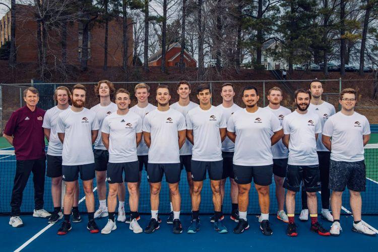 Freed-Hardeman University Men's Tennis Team 2020/2021