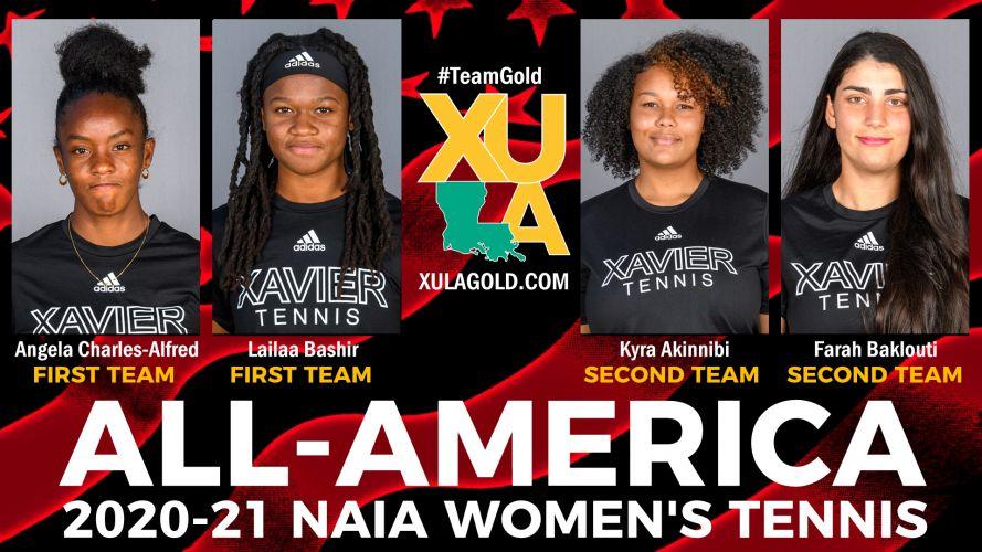 2020-2021 NAIA All-America First Team
