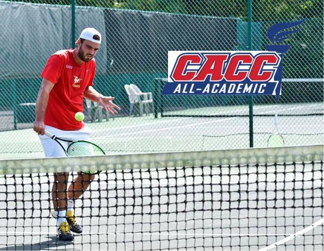 2020-2021 CACC Men's Tennis All-Academic Team (First Team)